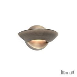Lampada da parete Applique Ideal Lux Lumina AP1 BRUNITO 002507