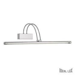 Lampada da parete Applique Ideal Lux Bow AP114 CROMO 007021