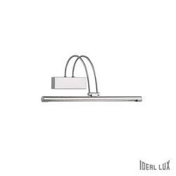 Lampada da parete Applique Ideal Lux Bow AP66 CROMO 007045