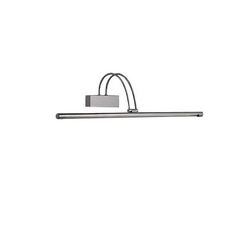 Lampada da parete Applique Ideal Lux Bow AP114 NICKEL 007069