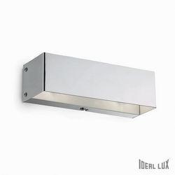 Lampada da parete Applique Ideal Lux Flash AP2 CROMO 007397