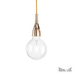 Lampadario sospensione Ideal Lux Minimal SP1 ORO 009391