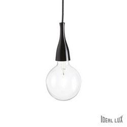 Lampadario sospensione Ideal Lux Minimal SP1 NERO 009407