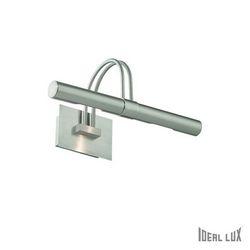 Lampada da parete Applique Ideal Lux Cico AP2 NICKEL 014449