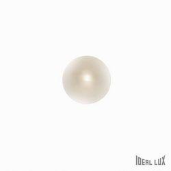 Lampada da parete Applique Ideal Lux Smarties BIANCO AP1 014814