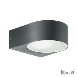 Lampada da esterno Applique Ideal Lux Iko AP1 ANTRACITE 018515