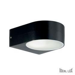 Lampada da esterno Applique Ideal Lux Iko AP1 NERO 018539