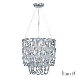 Lampadario sospensione Ideal Lux Alba SP7 020365