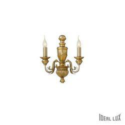 Lampada da parete Applique Ideal Lux Dora AP2 020846