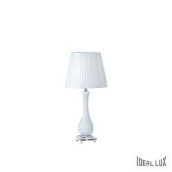 Lampada da tavolo Ideal Lux Lilly TL1 BIANCO 026084