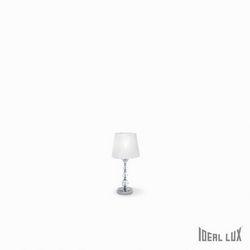 Lampada da tavolo Ideal Lux Step TL1 SMALL BIANCO 026855