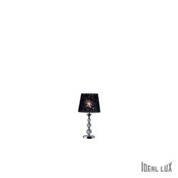 Lampada da tavolo Ideal Lux Step TL1 SMALL NERO 032320