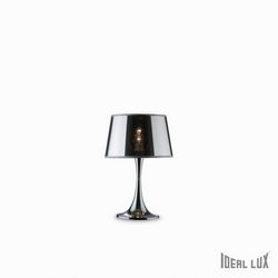 Lampada da tavolo Ideal Lux London CROMO TL1 BIG 032375