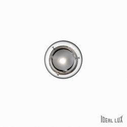 Lampada da parete Applique Ideal Lux Smarties CLEAR AP1 035567