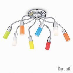 Plafoniera Ideal Lux Ecoflex PL8 COLOR 044545