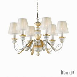 Lampadario sospensione Ideal Lux Flora SP6 052663