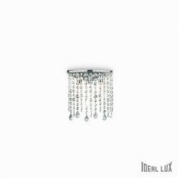 Lampada da parete Applique Ideal Lux Royal AP3 052984