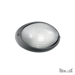 Lampada da esterno Applique Ideal Lux Mike AP1 SMALL ANTRACITE 061788