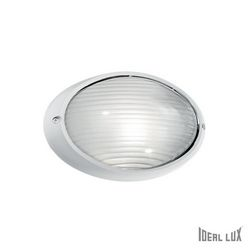 Lampada da esterno Applique Ideal Lux Mike AP1 SMALL BIANCO 066899