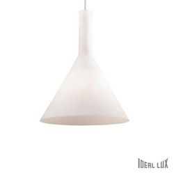 Lampadario sospensione Ideal Lux Cocktail SP1 SMALL BIANCO 074337