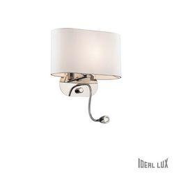 Lampada da parete Applique Ideal Lux Sheraton AP2 BIANCO 074900