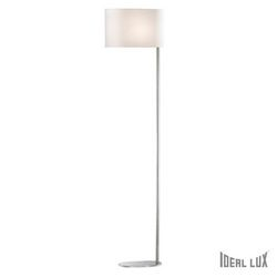Lampada da terra Ideal Lux Sheraton PT1 BIANCO 074931