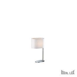Lampada da tavolo Ideal Lux Sheraton TL1 SMALL BIANCO 075013