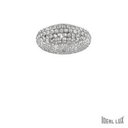Plafoniera Ideal Lux King PL5 CROMO 075419