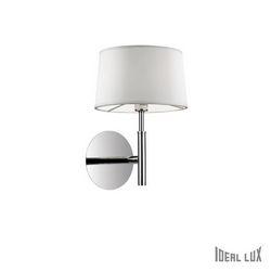 Lampada da parete Applique Ideal Lux Hilton AP1 075471