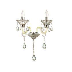 Lampada da parete Applique Ideal Lux Colossal AP2 AVORIO 081533