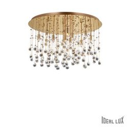 Plafoniera Ideal Lux Moonlight PL12 ORO 082783