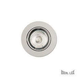 Faretto da incasso Ideal Lux Swing FI1 BIANCO 083179