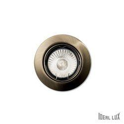 Faretto da incasso Ideal Lux Swing FI1 BRUNITO 083186