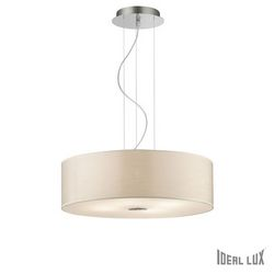 Lampadario sospensione Ideal Lux Woody SP4 WOOD 087702