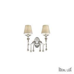 Lampada da parete Applique Ideal Lux Pantheon AP2 CROMO 088136