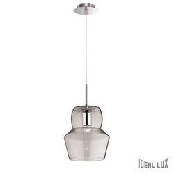 Lampadario sospensione Ideal Lux Zeno SP1 BIG TRASPARENTE 088921