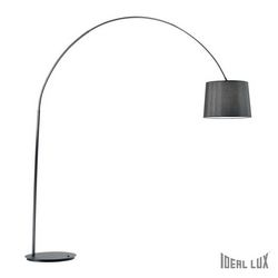 Lampada da terra Ideal Lux Dorsale PT1 TOTAL BLACK 091983