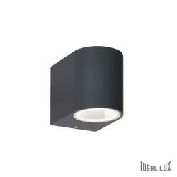 Lampada da esterno Applique Ideal Lux Astro AP1 ANTRACITE 092157
