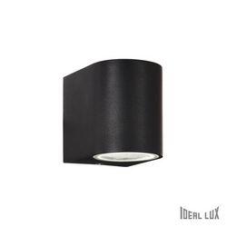 Lampada da esterno Applique Ideal Lux Astro AP1 NERO 092171