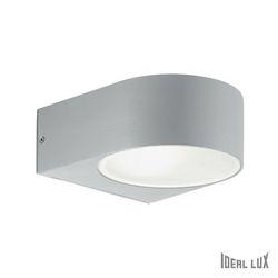 Lampada da esterno Applique Ideal Lux Iko AP1 GRIGIO 092218