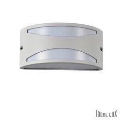 Lampada da esterno Applique Ideal Lux Rex-3 AP1 BIANCO 092430