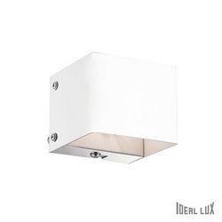 Lampada da parete Applique Ideal Lux Flash AP1 BIANCO 095264