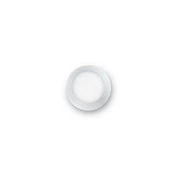 Lampada da esterno Applique Ideal Lux Berta AP1 SMALL BIANCO 096445