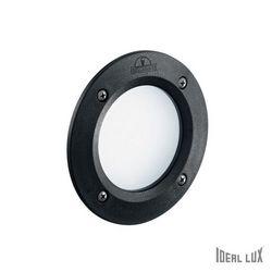 Faretto da incasso per esterno Ideal Lux Leti ROUND FI1 NERO 096551