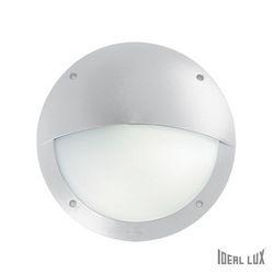 Plafoniera da esterno Ideal Lux Lucia-2 AP1 BIANCO 096681