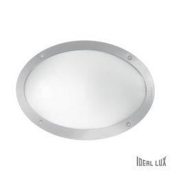 Lampada da esterno Applique Ideal Lux Maddi-1 AP1 BIANCO 096711
