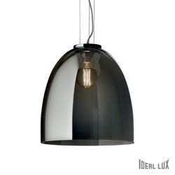 Lampadario sospensione Ideal Lux Eva SP1 BIG FUME 101095