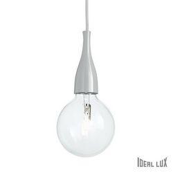 Lampadario sospensione Ideal Lux Minimal SP1 GRIGIO 101118