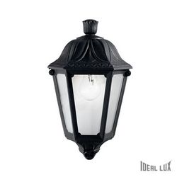 Lampada da esterno Applique Ideal Lux Anna AP1 SMALL NERO 101552