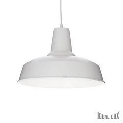 Lampadario sospensione Ideal Lux Moby SP1 BIANCO 102047